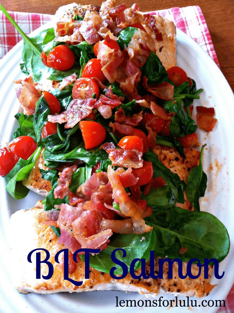 BLT Salmon