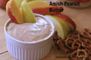 Amish Peanut Butter