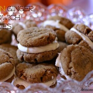 Deep flavored molasses cookies hug an intensely citrus filling. The combination of flavors tantalizes the taste buds! lemonsforlulu.com