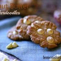 Peanut Butter Snickerdoodles