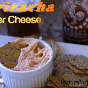 Sriracha Beer Cheese