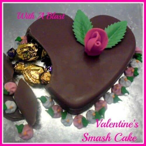 Valentine's Smash Cakemain