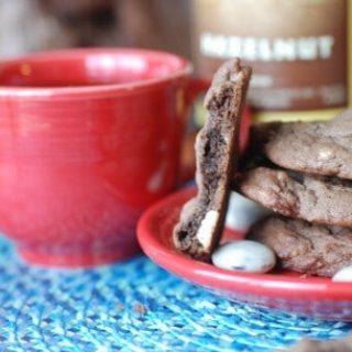 Kahlua and Cream Chocolate Mocha Cookies