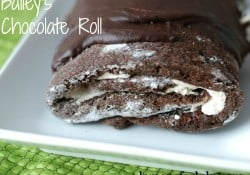 Bailey's Chocolate Roll