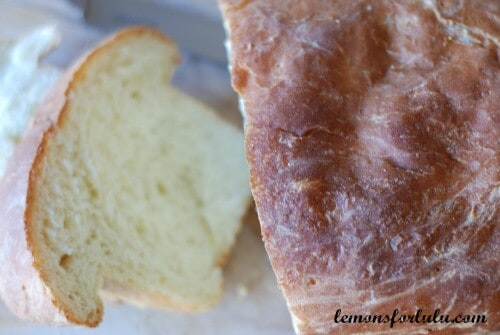 White Bread | lemonsforlulu.com
