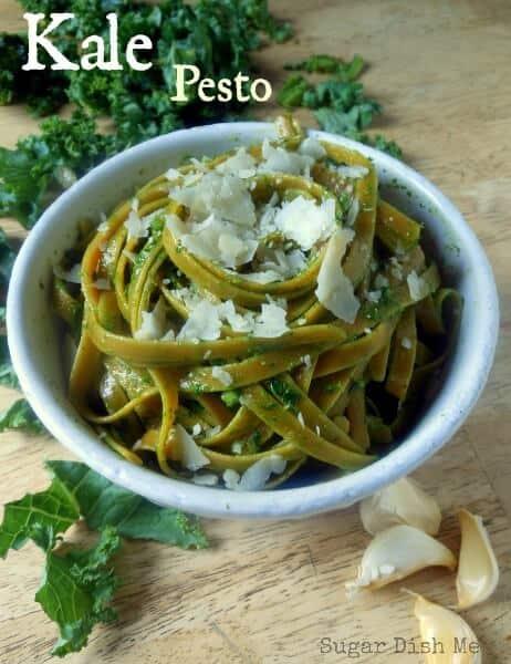 Kale-Pesto