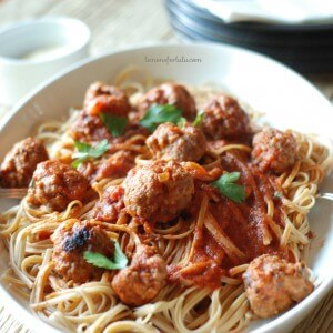 Meatballs and Spaghetti 2