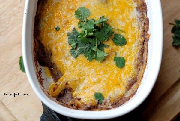Chipotle Black Bean Dip www.lemonsforlulu.com