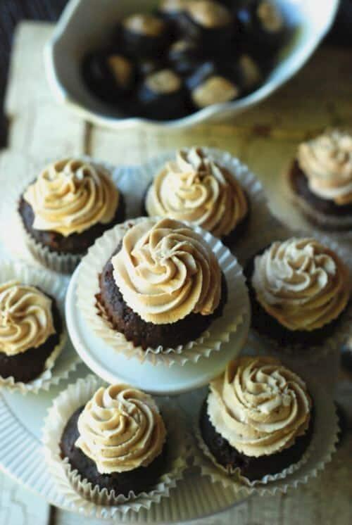 Buckeye Cupcakes Pic 1