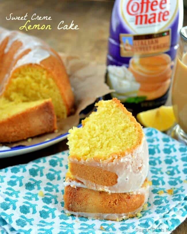 Sweet-Cream-Lemon-Cake