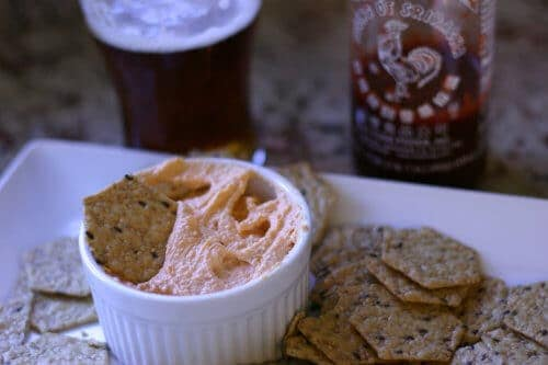 Sriracha Beer Cheese 2