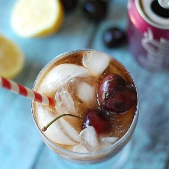 Dirty Cherry Coke