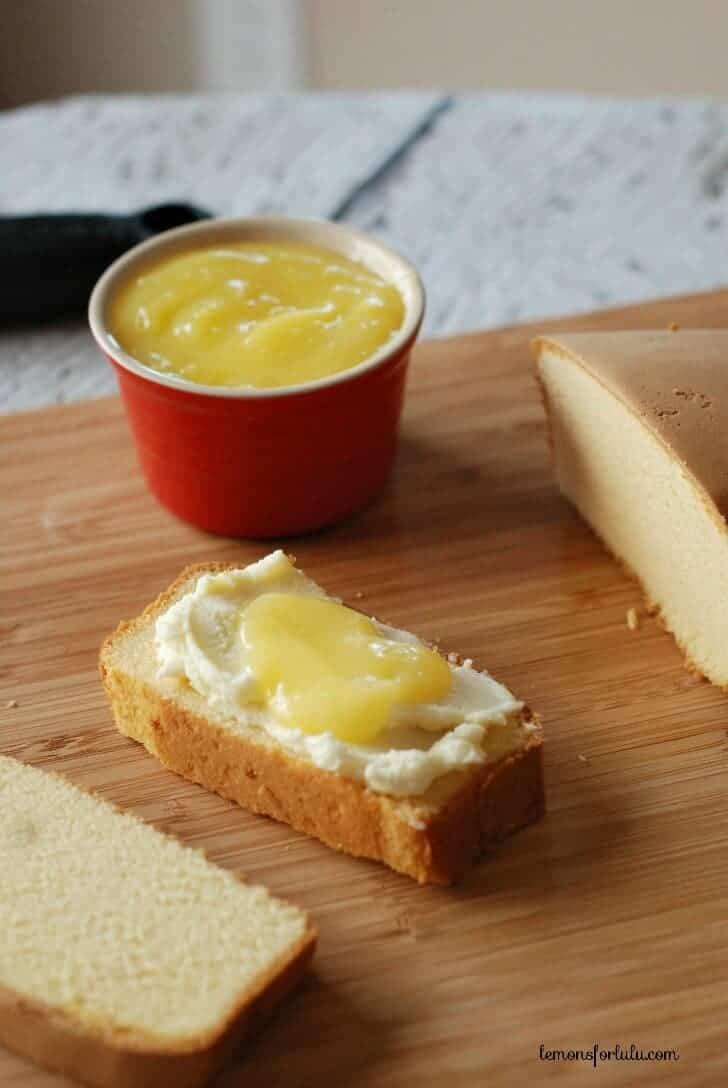 Pound Cake With Mascarpone Cheese