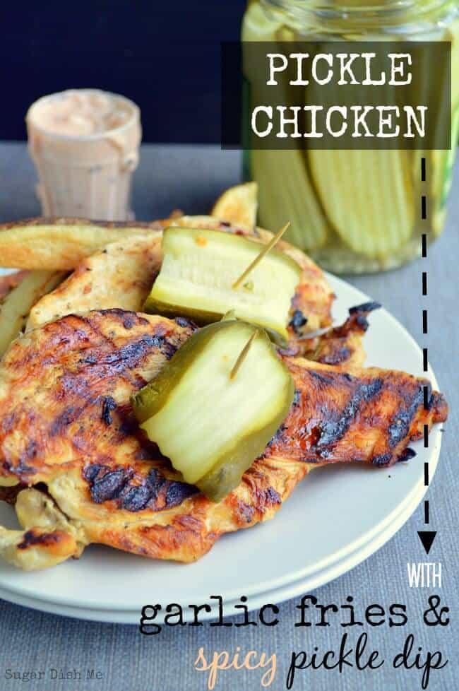 Pickle-Chicken