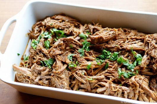 Beef Barbacoa via Unsophisticook on Meal Plans Made Simple