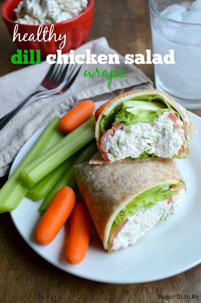 Dill-Chicken-Salad