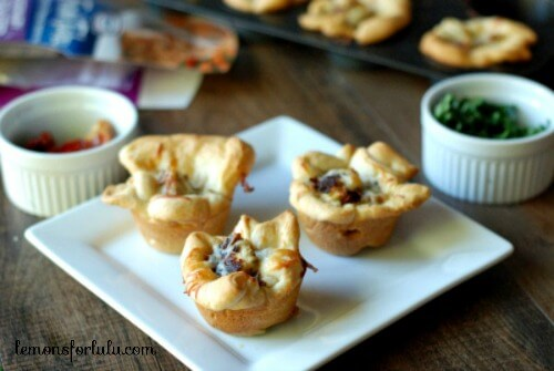 Tuscan Chicken Cups 1