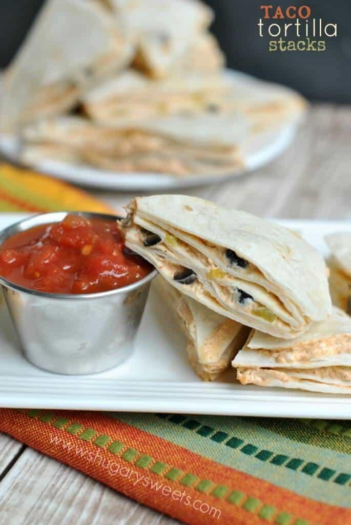 http://www.shugarysweets.com/wp-content/uploads/2014/07/taco-tortilla-stacks-3-685x1024.jpg