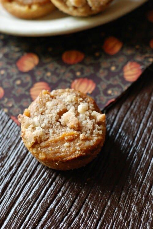 Biscoff Pumpkin Pie Cookies Pic 1