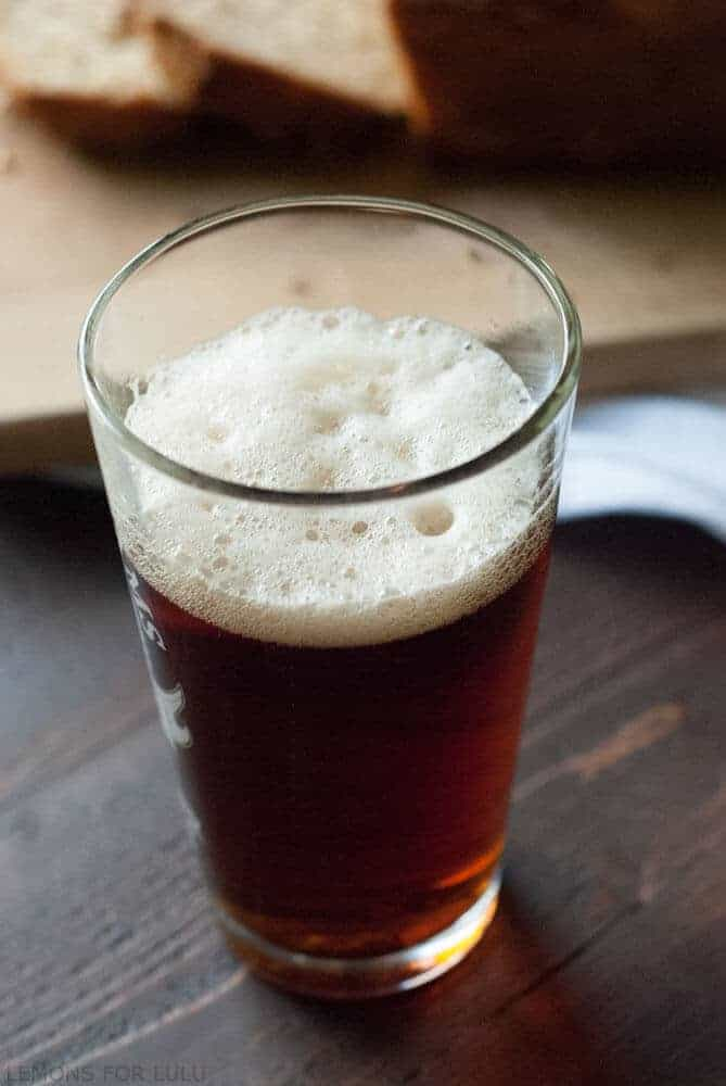 Pumpkin Ale Beer Bread   lemonsforlulu.com-2-2