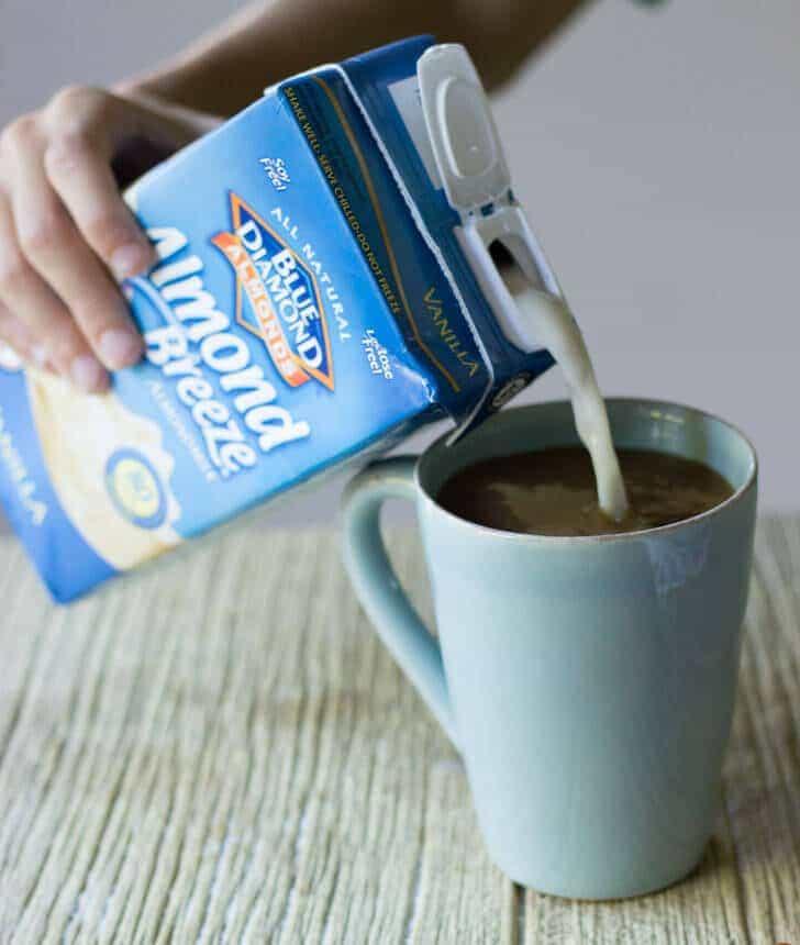 Pumpkin Pie Spice Latte Smoothie  Coffee Cup | lemonsforlulu.com NWM