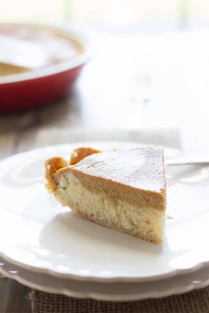 Snickerdoodle Pumpkin Pie-5