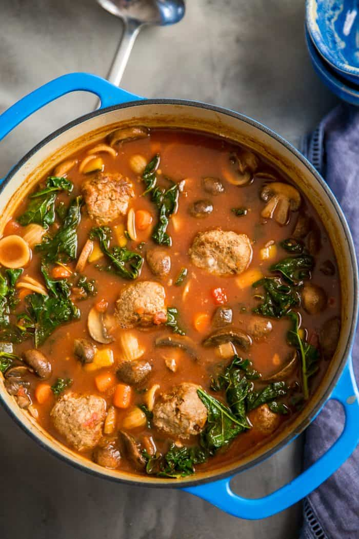 vegetable soup recipe with kale