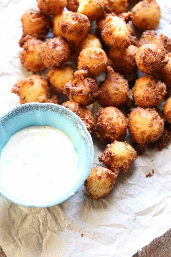 Tex mex hush puppy recipe for What kind of fish does long john silver s use