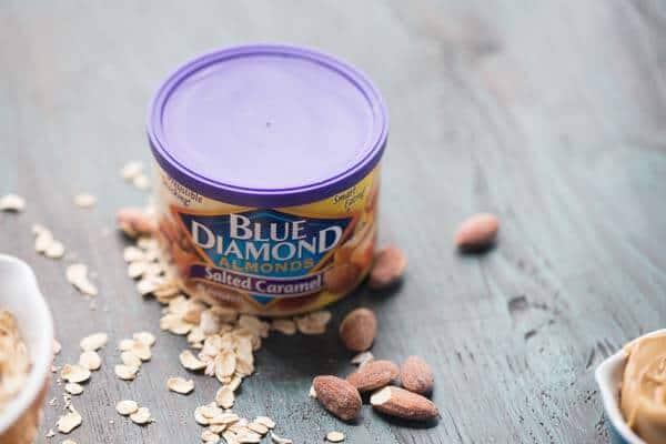 Salted Caramel Granola Bars-7