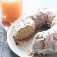 Apple Cider Donut Coffee Cake