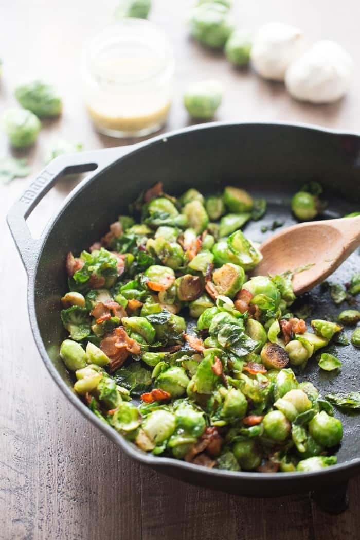 Recipe For Brussels Sprouts And Farro Salad