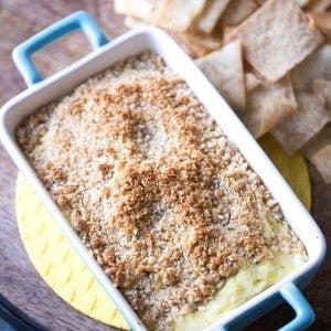 """Fried"" Dill Pickle Dip"