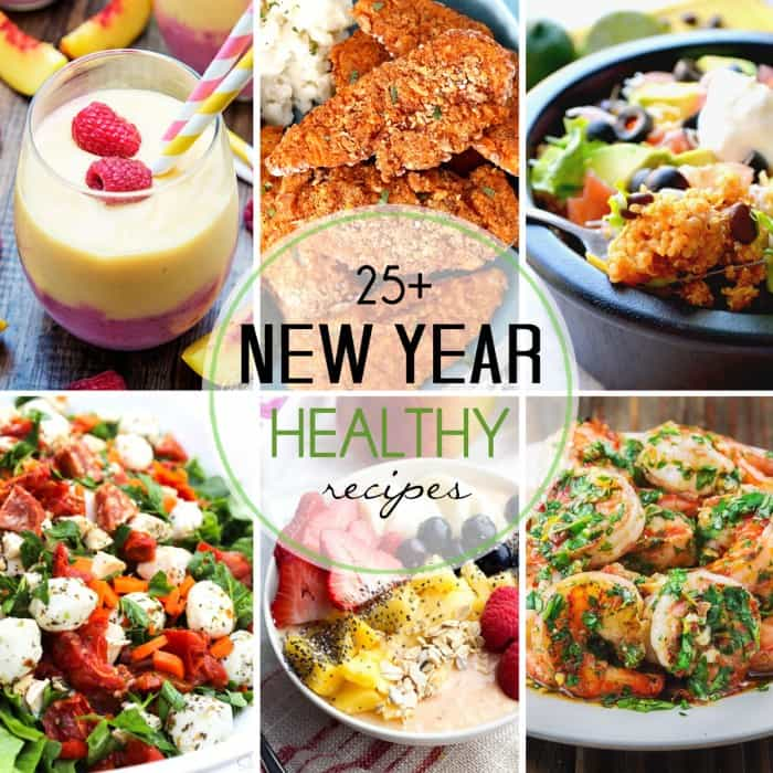 Healthy Recipes for the New Year! lemonsforlulu.com