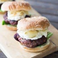 Black and Blue Cajun Burger