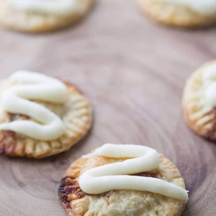 Easy Cinnamon Roll Hand Pies