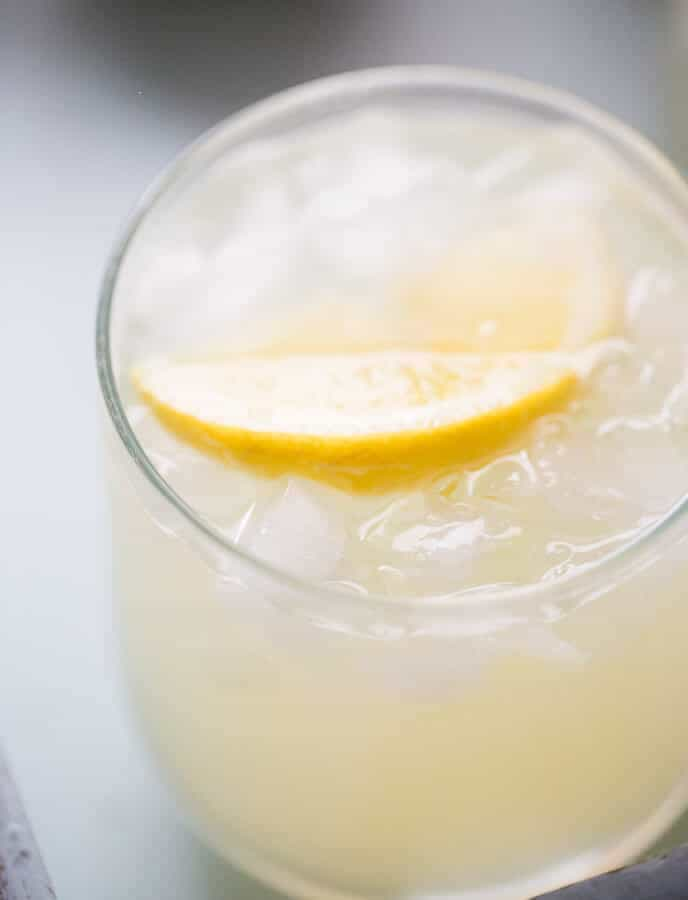 This easy virgin margarita has a citrus taste; it is tangy and sweet and completely refreshing!