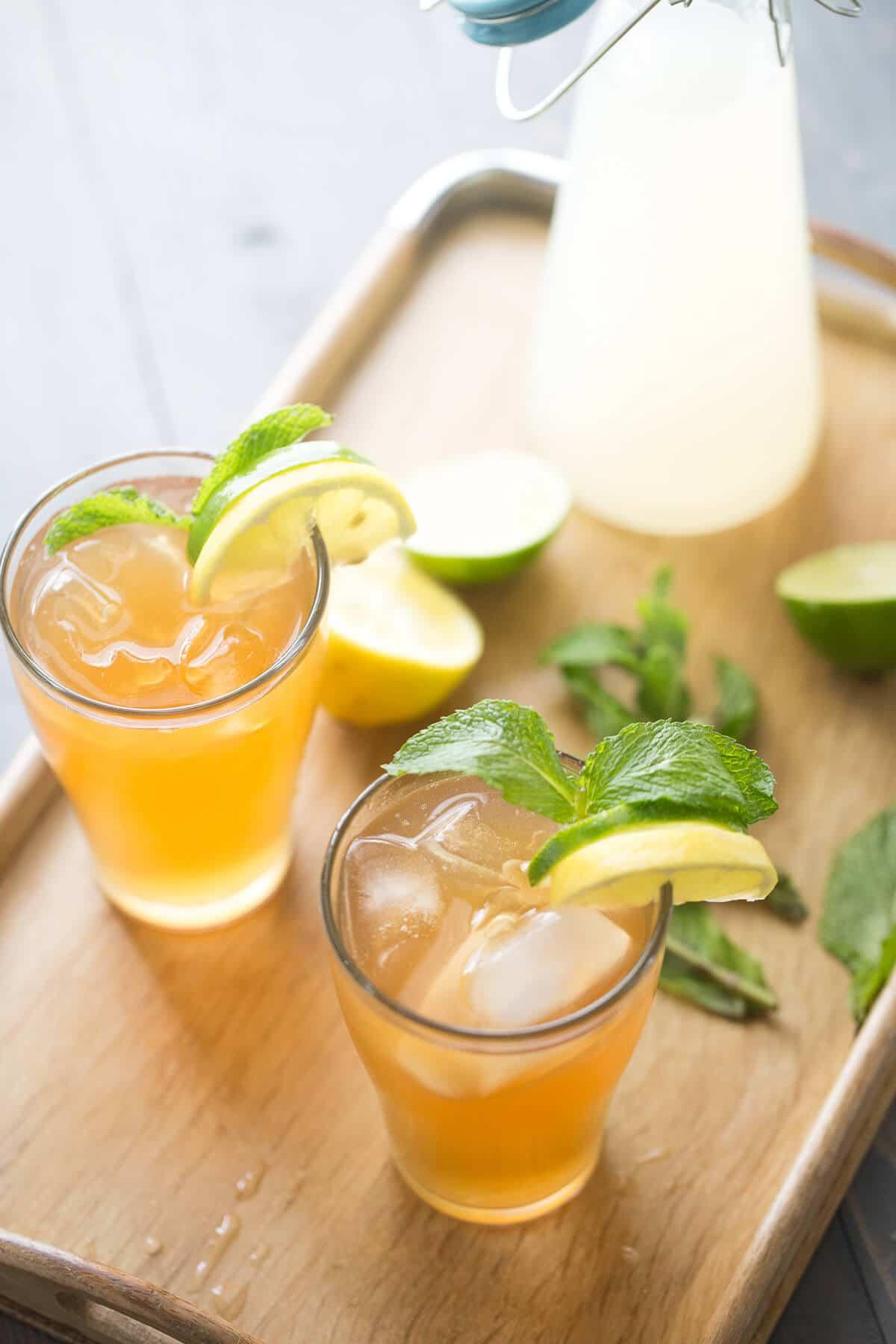 Lemonade Moscow Mule Cocktail Lemonsforlulu Com