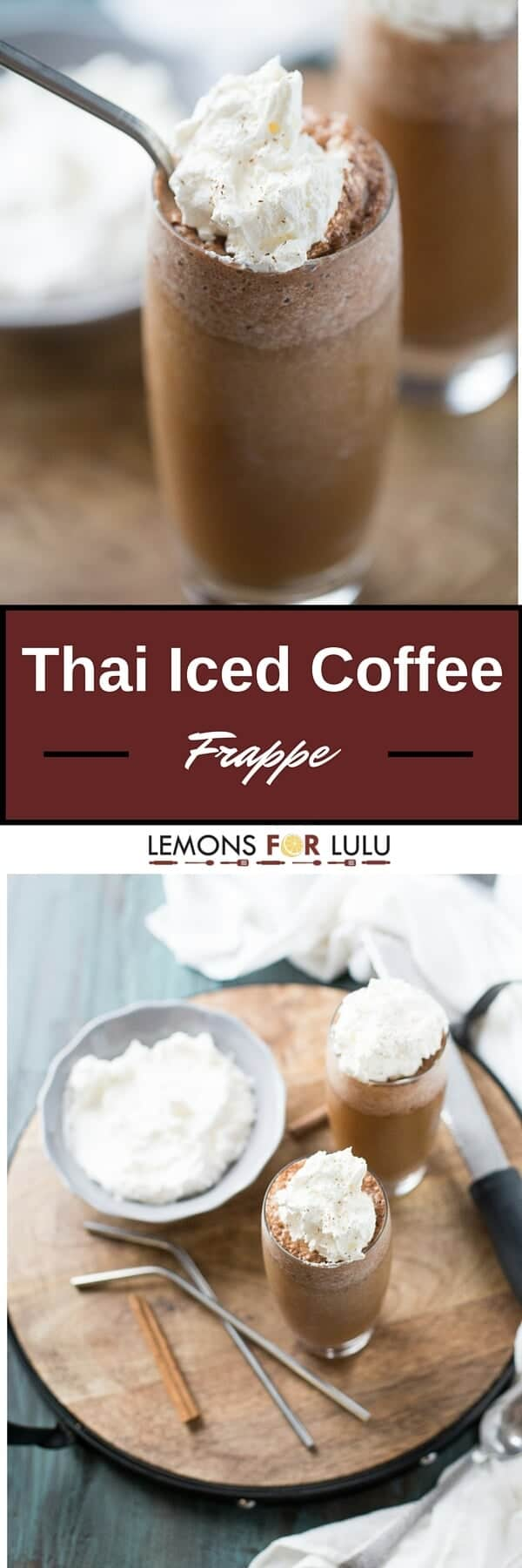 Thai Iced Coffee Recipe — Dishmaps
