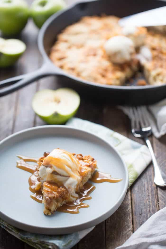 Fresh Apple Cake Recipe With Butterscotch Chips