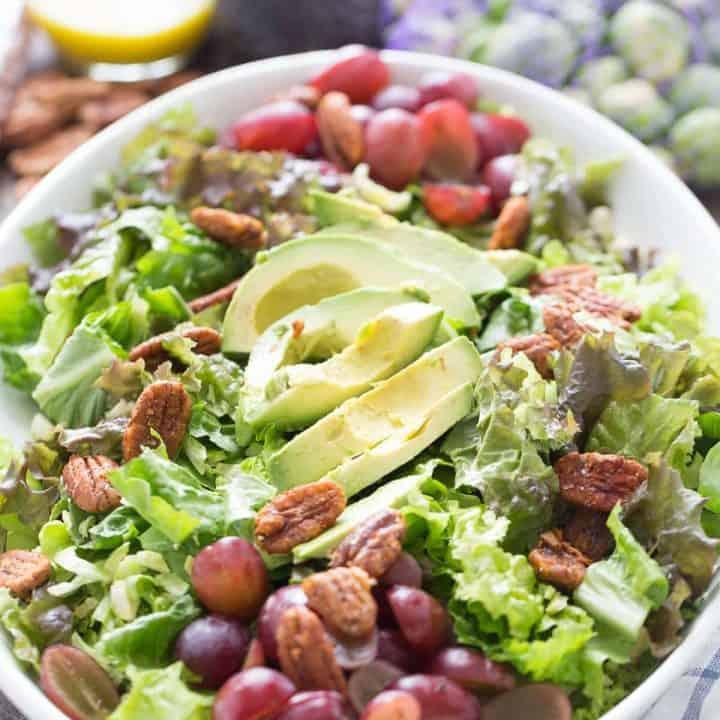 Easy Harvest Salad