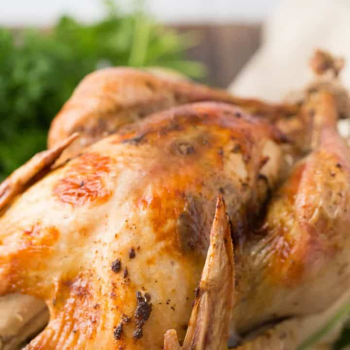 This Cajun turkey is both sweet and spicy it's succulent and delicious too!