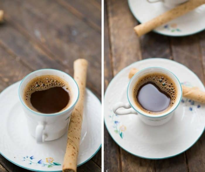 Greek coffee was meant to be savored; take the time to try a cup of Greek coffee today!