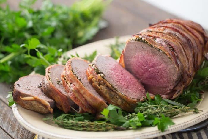 Special occasions call for special meals and that is exactly what this eye of round roast is; special!