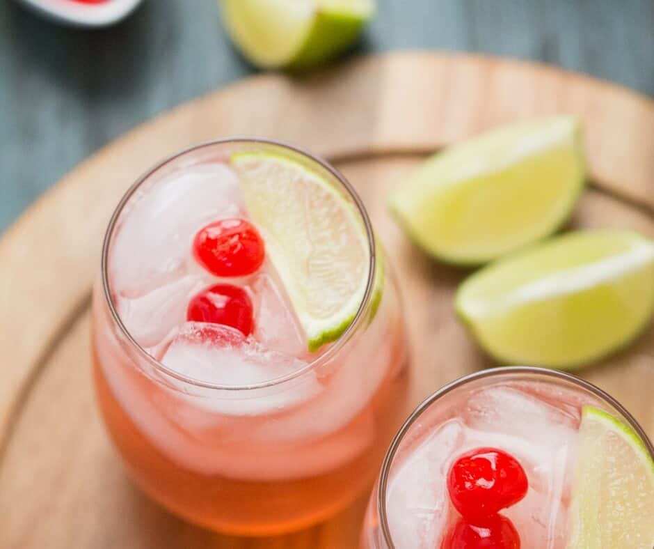 This sour cocktail is tangy and sweet and will is fun for any occasion!
