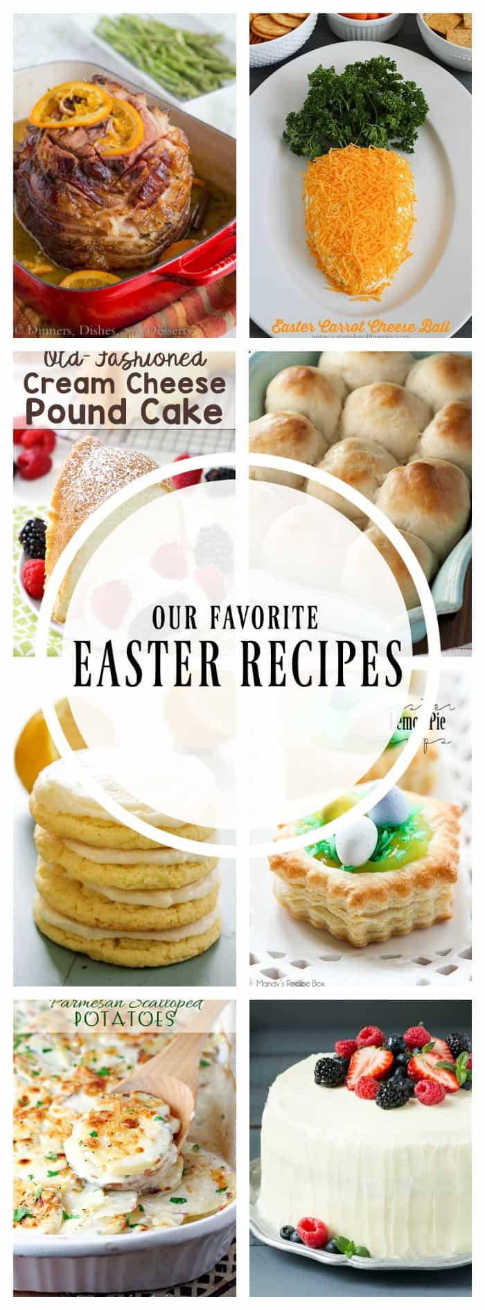 Let our favorite recipes for Easter help you as you plan your holiday meal!  Entertaining will be so simple and tasty this year!