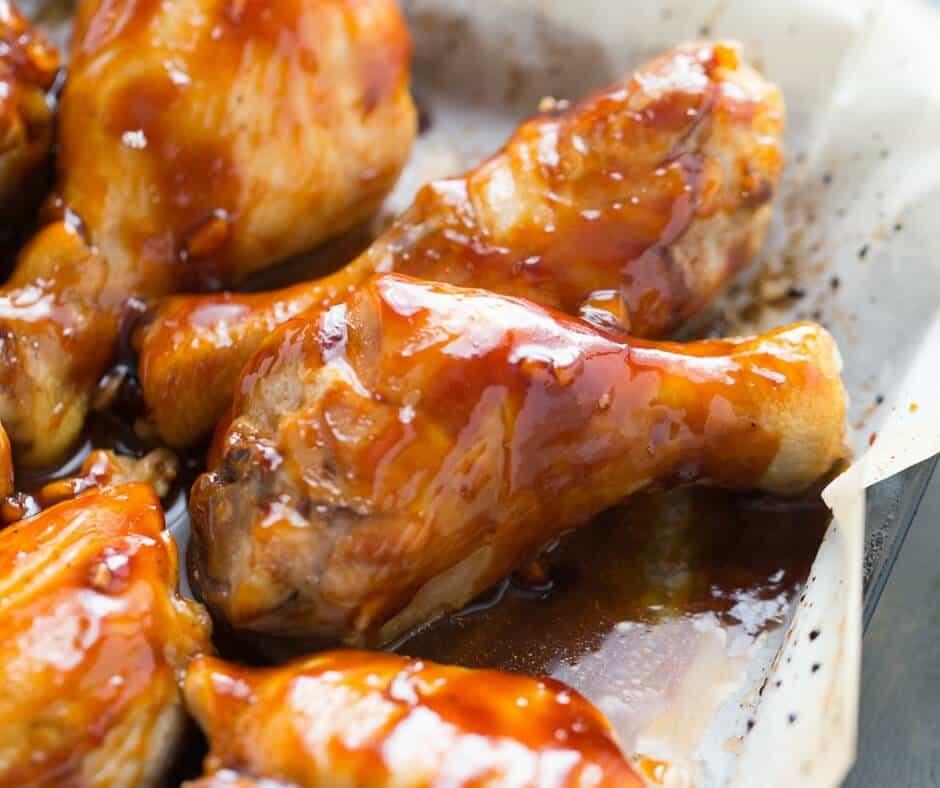 Food Court Bourbon Chicken Sauce Recipe
