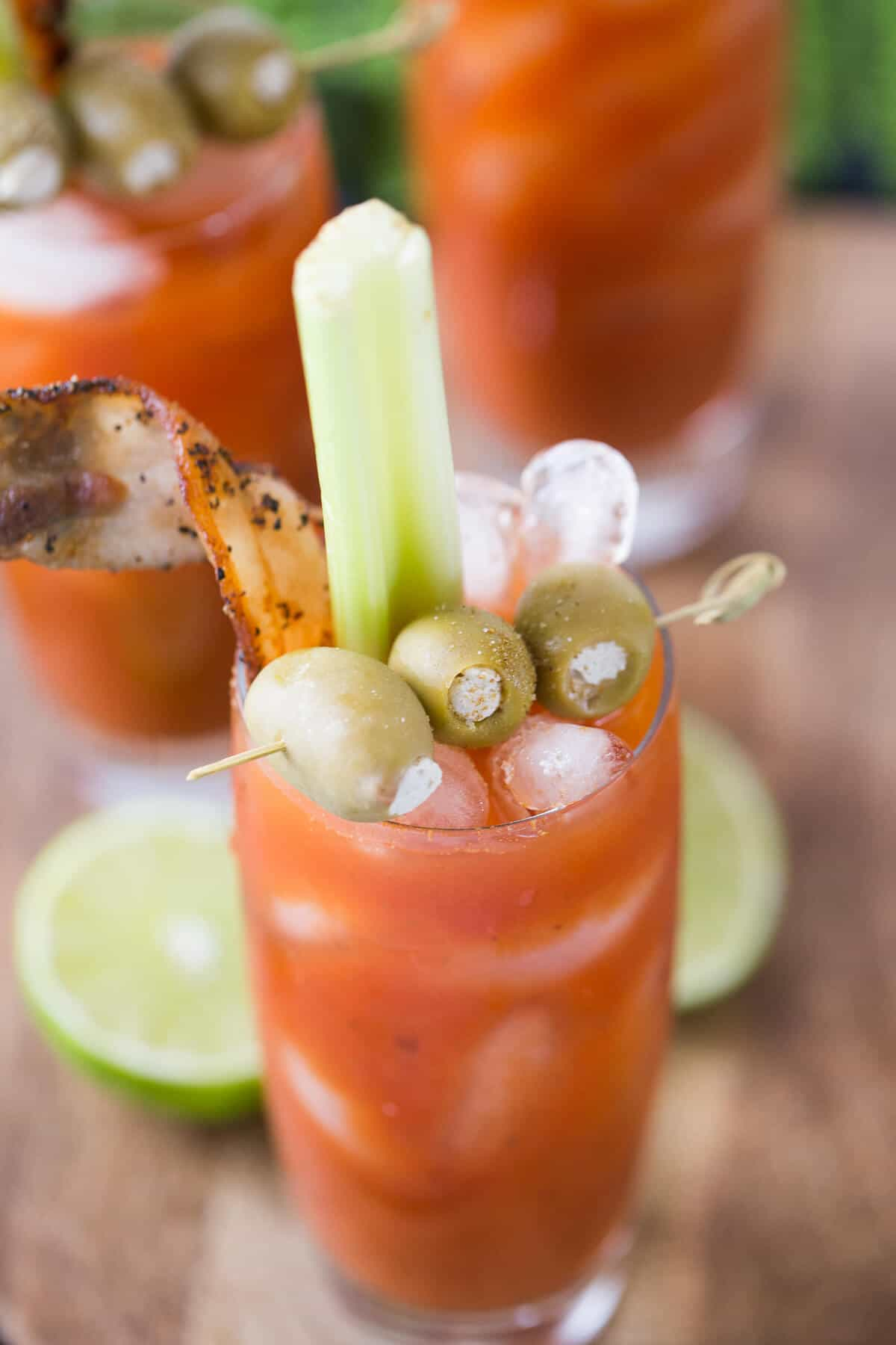 Asian Bloody Mary Cocktail - A Spicy Perspective