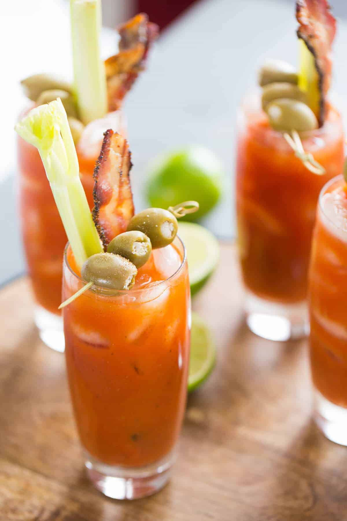 Buffalo Bloody Mary - Pinterest