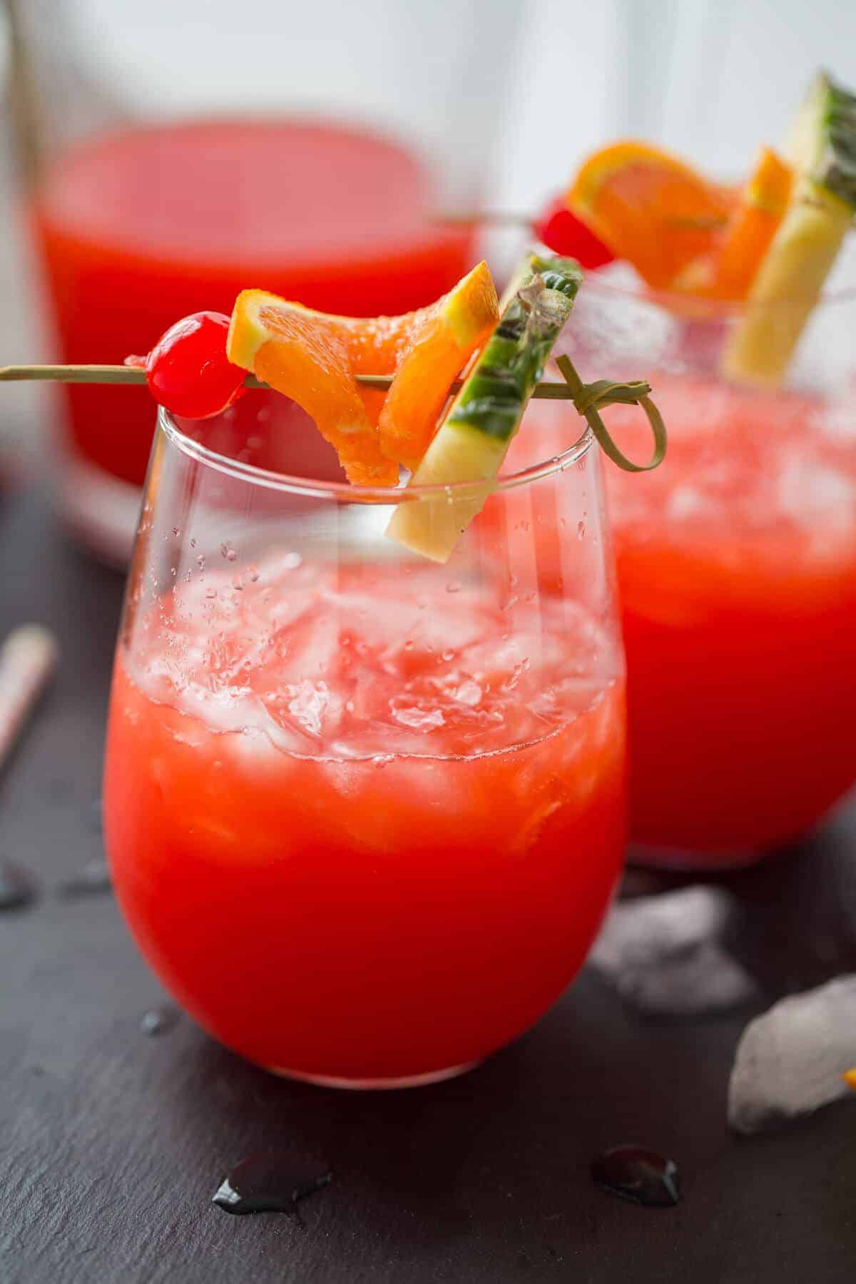 Rum Punch Recipe - LemonsforLulu com