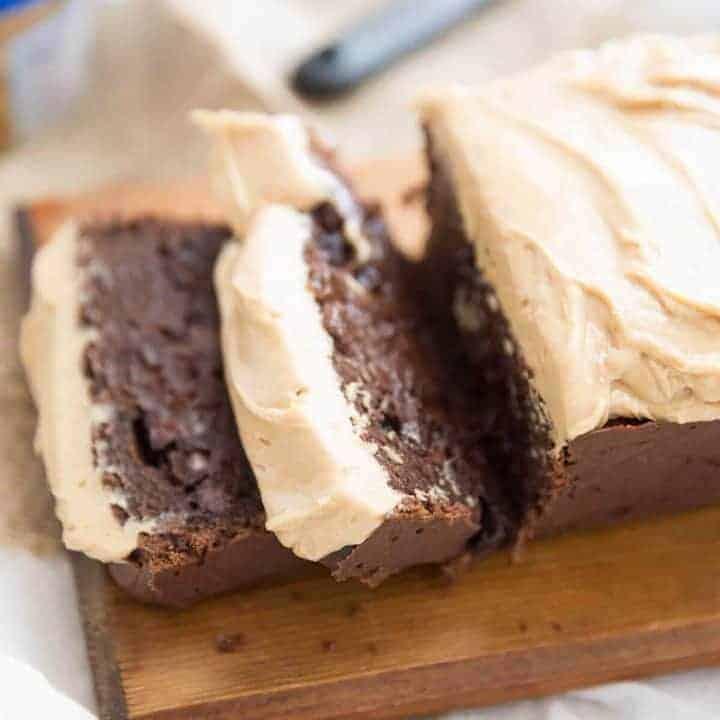 Moist Double Chocolate Quick Bread